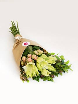 Bouquets: Arrange Your Own Pastel Bouquet