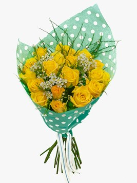 Bouquets: Golden Sun